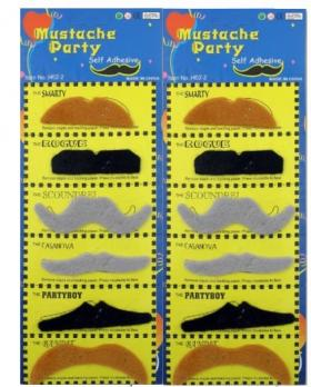 """Аксессуар """"Mustache party"""""""