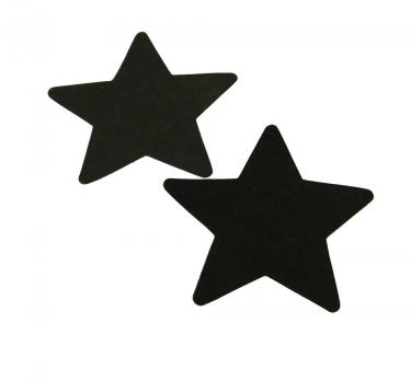 Наклейка в форме звезды