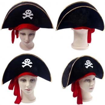 """Аксессуар """"Шляпа пирата"""""""